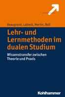Andreas Beaugrand: Lehr- und Lernmethoden im dualen Studium