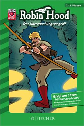 Helden-Abenteuer: Robin Hood – Der Überraschungsangriff