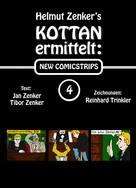 Helmut Zenker: Kottan ermittelt: New Comicstrips 4 ★★★★