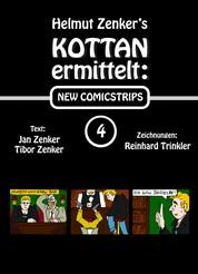 Kottan ermittelt: New Comicstrips 4
