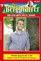 Toni Waidacher: Der Bergpfarrer 203 – Heimatroman