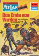 H. G. Ewers: Atlan 216: Das Ende von Yarden ★★★★