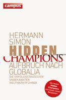 Hermann Simon: Hidden Champions - Aufbruch nach Globalia ★★★★★