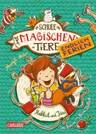 Margit Auer: Die Schule der magischen Tiere - Endlich Ferien 1: Rabbat und Ida ★★★★★