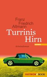 Turrinis Hirn - Kriminalroman