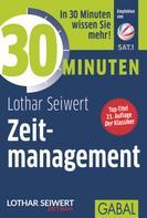 Lothar Seiwert: 30 Minuten Zeitmanagement ★★★★