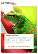 "Nadja Podbregar: Die Gecko-""Kopierer"" ★★★★★"
