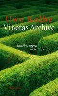 Uwe Kolbe: Vinetas Archive