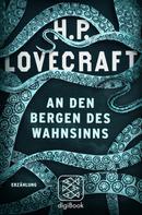 H.P. Lovecraft: An den Bergen des Wahnsinns ★★★★