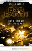 Alfred Bekker: Bad Earth 37 - Science-Fiction-Serie ★★★★