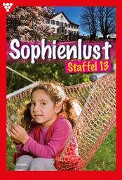 Sophienlust Staffel 13 – Familienroman - E-Book 121-130