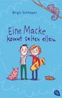 Birgit Schlieper: Eine Macke kommt selten allein ★★★★★