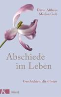David Althaus: Abschiede im Leben ★★★★