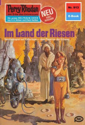 Perry Rhodan 913: Im Land der Riesen