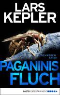 Lars Kepler: Paganinis Fluch ★★★★