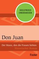 Siegfried Obermeier: Don Juan
