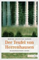 Marion Griffith-Karger: Der Teufel von Herrenhausen ★★★★