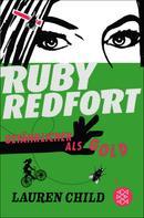 Lauren Child: Ruby Redfort – Gefährlicher als Gold ★★★★