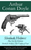 Arthur Conan Doyle: Sherlock Holmes: Das Tal des Grauens / Sherlock Holmes: The Valley of Fear ★★★★★