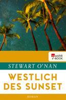 Stewart O'Nan: Westlich des Sunset ★★★★