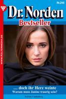 Patricia Vandenberg: Dr. Norden Bestseller 246 – Arztroman ★★★★