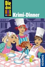 Die drei !!!, 51, Krimi-Dinner (drei Ausrufezeichen)
