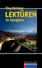 Lektüren in Sarajevo