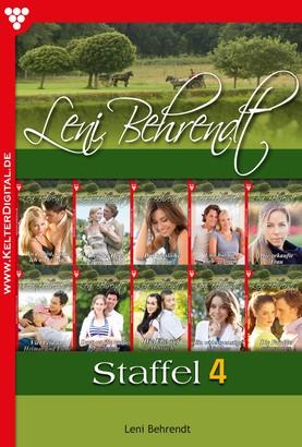 Leni Behrendt Staffel 4 – Liebesroman