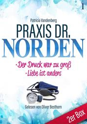 Praxis Dr. Norden 1 – Arztroman - Doppelband