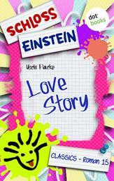 Schloss Einstein - Band 15: Love Story - Roman