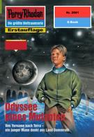 Ernst Vlcek: Perry Rhodan 2001: Odyssee eines Mutanten ★★★★★