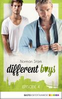 Norman Stark: different boys - Episode 4