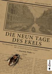 Die neun Tage des Ekels. Der Hamburger Sülze-Aufstand 1919 und wie Elfriede Schwerdtfeger ihn von ihrem Fenster aus erlebte - Eine Novelle