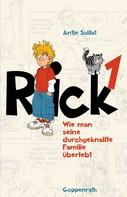 Antje Szillat: Rick 1 ★★★★★