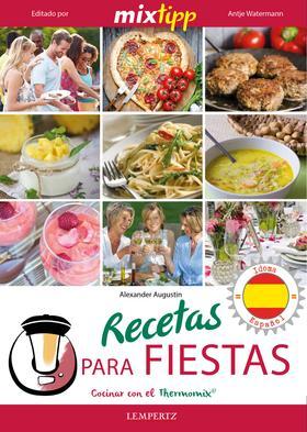 MIXtipp: Recetas para fiestas (español)