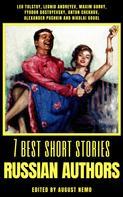 Leo Tolstoi: 7 best short stories - Russian Authors