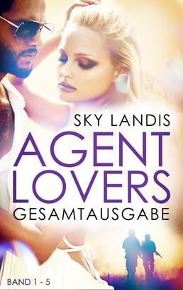 Agent Lovers Gesamtausgabe: Die komplette Serie Band 1-5