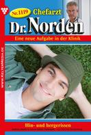 Patricia Vandenberg: Chefarzt Dr. Norden 1119 – Arztroman ★★★★