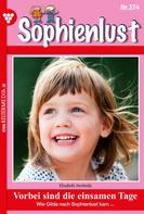 Elisabeth Swoboda: Sophienlust 374 – Familienroman ★★★★★
