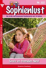 Sophienlust 222 – Familienroman - Spatz im fremden Nest