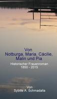 Sybille A. Schmadalla: Von Notburga, Maria, Cäcilie, Malin und Pia
