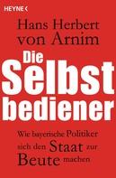 Hans Herbert von Arnim: Die Selbstbediener ★★★★