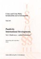 Helmut Kury: Punitivity International Developments