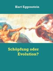 Schöpfung oder Evolution? - Der Prophet Lorber verkündet bevorstehende Katastrophen und das wahre Christentum, Teil V