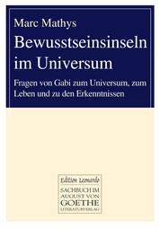 Bewusstseinsinseln im Universum - Fragen von Gabi zum Universum, zum Leben und zu den Erkenntnissen