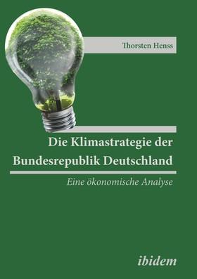 Die Klimastrategie der Bundesrepublik Deutschland