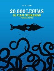 20 mil leguas de viaje submarino - Primera Parte