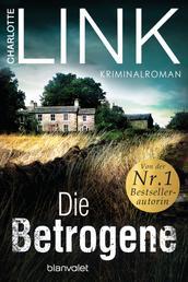 Die Betrogene - Kriminalroman