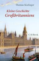 Thomas Kielinger: Kleine Geschichte Großbritanniens ★★★★★