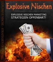 Explosive Nischen - Kompletter Guide Für Nische Marketing